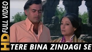Download Tere Bina Zindagi Se Koi Shikwa To Nahin | Lata Mangeshkar, Kishore Kumar | Aandhi 1975 Songs MP3 song and Music Video