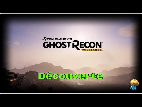 Découverte De Ghost Recon #1