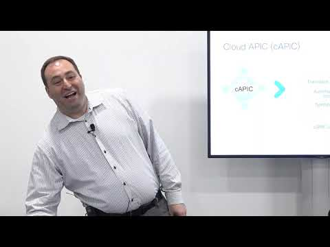 Cisco ACI Anywhere is the Cisco vision for DC SDN - YouTube