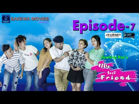 Jyotiraj Rai's My Best Friend New Nepali Web Series Episode 7