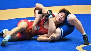 Freestyle Wrestling Korea 레슬링 - Seoul vs Gangwon