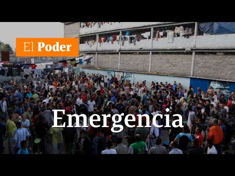 emergencia-carcelaria-en-colombia:-motines,-asesinatos-y-hacinamiento- -el-poder