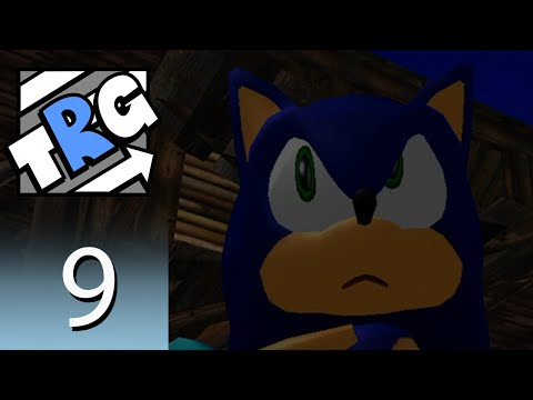 Sonic Adventure – Episode 9: Blood Red Mountain