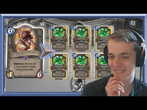 This Jade Druid Thought He's Safe From Mill Rogue