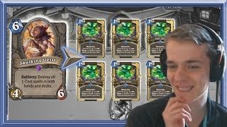 This Jade Druid Thought He