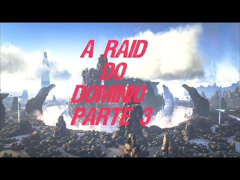 The Center-  A Raid do Domínio parte 3