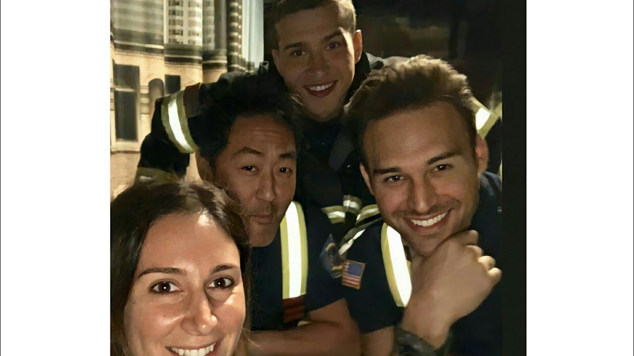 Download 911 season 3 [ behind the scenes]