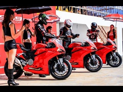 Tin nhanh 24/7 - Bảng giá xe Ducati 2017 mới nhất: 1199, 899, monster 821...