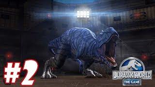 Majungasaurus vs Diplodocus : Trò chơi khủng long đánh nhau công viên - Jurassic World The Game #2
