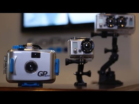 GoPro Gets Growing With Plans For a Drone, Virtual Reality Camera