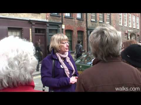 The Old Jewish Quarter with London Walks