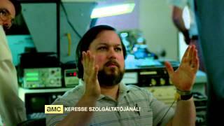 Megérkezett otthonába Amerika kedvenc kábelcsatornája! - AMC