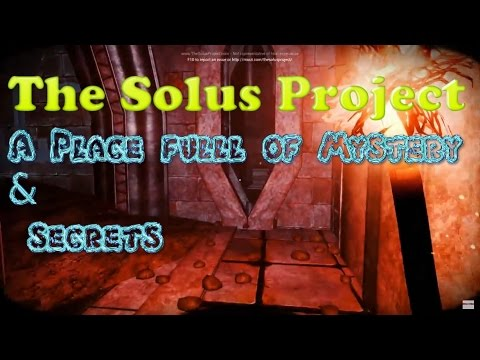 The Solus Project : Mystery  and secrets (The Relic of Aqua )E4