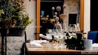 Restaurant Luna 36 in Soller, Mallorca