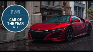 Business Insider's Car of the Year — the Acura NSX