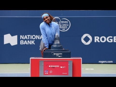 2013 Rogers Cup Final WTA Highlights