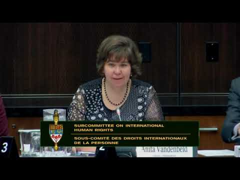 Dr. Darren Byler's Testimony on Uyghur Human Rights, Canadian House of Commons