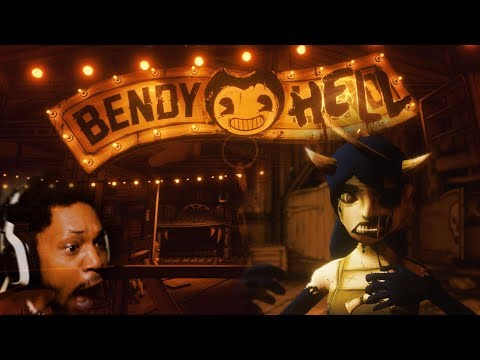 BENDY'S FUNHOUSE OF HORRORS | Bendy and The Ink Machine: Chapter 4