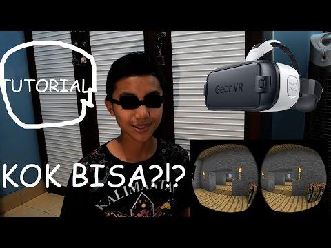 Main Game PC pakek VR CardBoard Bisa Emang???  #Tutorial