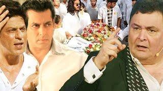 Rishi Kapoor ANGRY On Bollywood Actors, Salman Khan Pays TRIBUTE To Vinod Khanna