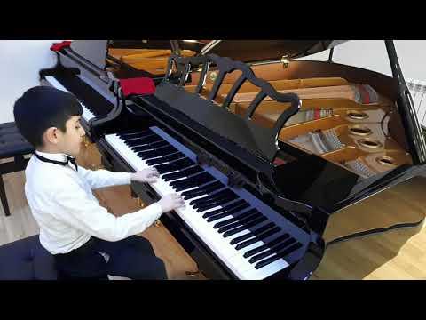 Atilla Mustafa - Aşıqsayağı Fortepiano