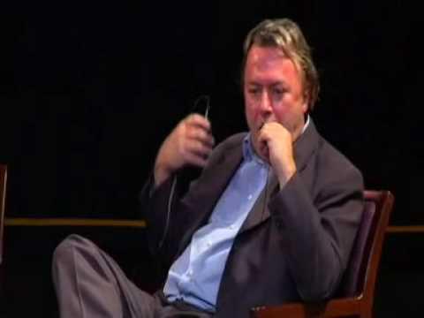 Hitchens: religion degrades humanity.