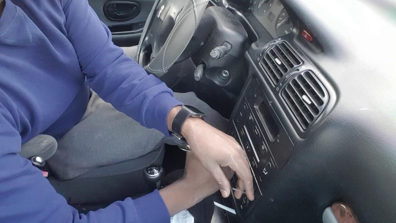 remplacer l u0026 39 auto radio peugeot 406