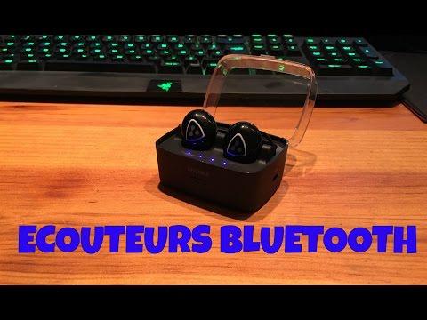 Je teste des Ecouteurs Bluetooth Syllable