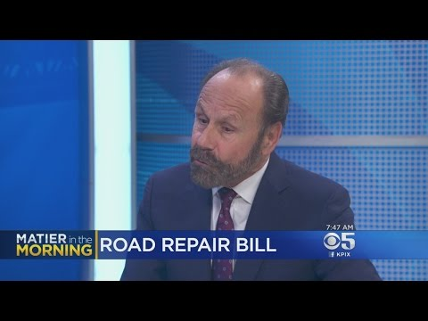 MATIER IN THE MORNING: State Senator Jerry Hill On Passage Of New Gas Tax