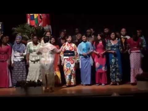 "World Maritime University -""Choir of Angels"""