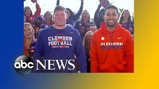 Clemson React to National Championship Win