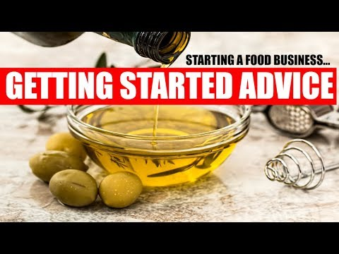 Starting a small business with Food Some Advice getting started thumbnail