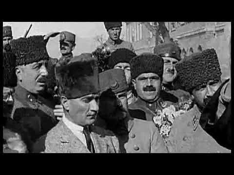 ANKARA BELGESELİ. Ankara'nın Ateşle İmtihanı. Haluk Balaban Arşiv )