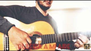 Buleria Guitarra inspirada Jonathan arenas el Yoni