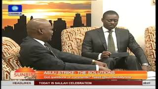 ASUU Strike: Education Minister Has Not Helped Matters Pt.3