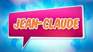 Joyeux anniversaire Jean-Claude