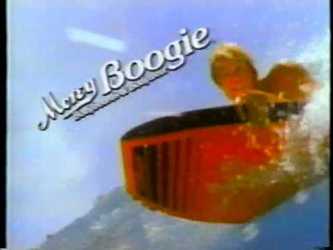 Morey Boogie Body Board Commercial 1986
