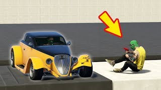 RUNNERS VS HOT-WHEELS! - GTA 5 ONLINE