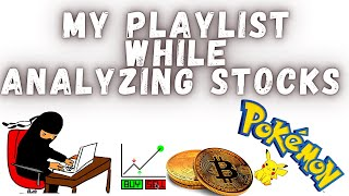 [Subscriber Requested]PLAYLIST I HAVE ON WHILE ANALYZING MY INVESTMENTS  WEALTHSIMPLE TRADE  TSX