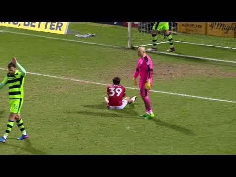 Crewe Alexandra 3-1 Forest Green Rovers: Sky Bet League Two Highlights 2017/18 Season