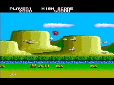 airwolf arcade