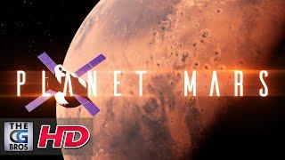"CGI 3D Animated Short: ""Planet Mars"" - by Sebastian Kuder"