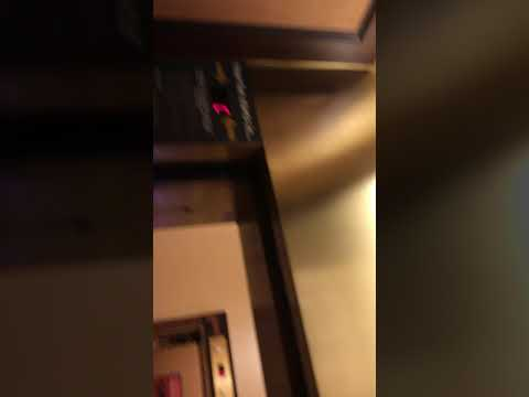 Schindler Garage Elevator (2-6) at the Rivers Casino in Pittsburgh, Pennsylvania (Going Up)