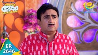 Taarak Mehta Ka Ooltah Chashmah - Episode 2646 - Full Episode