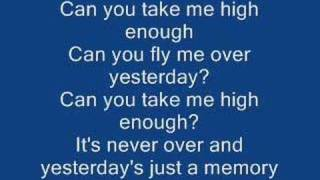 high enough (with lyrics)