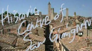 1分世界遺産 82 サン・ジミニャーノ歴史地区 イタリア⑦