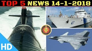 Indian Defence Updates : India Russia 1000Cr Submarine Project,India Japan Exercise,Israeli PM India
