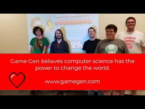 Game Gen - 2018 Global Game Jam Documentary