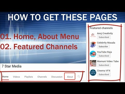 How to Setup Your YouTube Channel - HomePage, Playlists, Feature Other Channels & More!