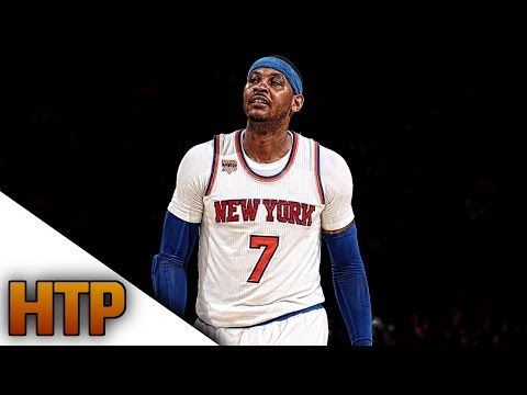 WHEN THE HELL IS CARMELO ANTHONY BEING TRADED - |Hoop Talk Podcast #32|